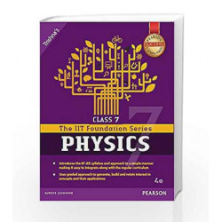 IIT Foundation Physics Class 7 by Trishna's Book-9789332568631