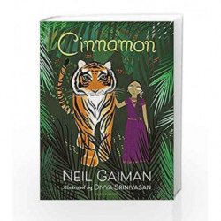 Cinnamon by Neil Gaiman Book-9781408879238