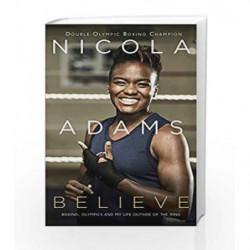 Believe by Nicola Adams Book-9780241300763