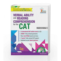 PSC for VA for CAT by Nishit Sinha Book-9789332570023