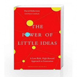 The Power of Little Ideas by David Robertson Book-9781633691681
