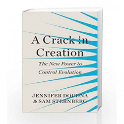 A Crack in Creation by Jennifer A. Doudna Book-9781847923820