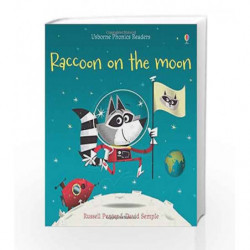Raccoon on the Moon (Phonics Readers) by Russell Punter Book-9781409580409