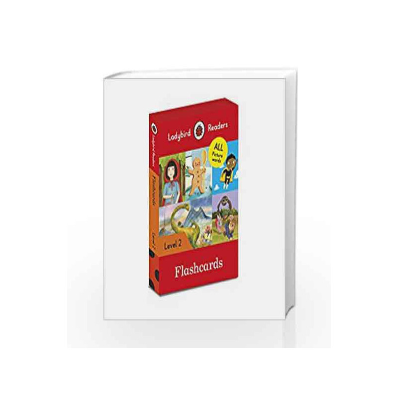 Ladybird Readers Level 2 Flashcards by Ladybird-Buy Online Ladybird Readers  Level 2 Flashcards Book at Best Price in India:Madrasshoppe com