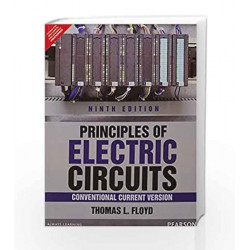 Principles of Electric Circuits 9 ED by Floyd Book-9789332573888