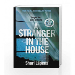 A Stranger in the House by Shari Lapena Book-9780593077412