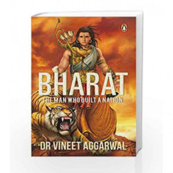 Bharat: The Man Who Built a Nation by Dr Vineet Aggarwal Book-9780143439981