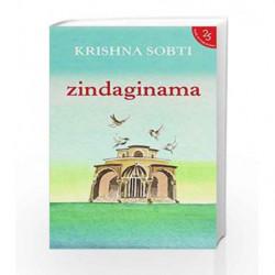 Zindaginama by Krishna Sobti Book-9789352645145