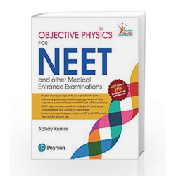 Objective Physics for NEET 2016 by Kumar Book-9789332575349