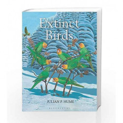 Extinct Birds by Julian P. Hume Book-9781472937445
