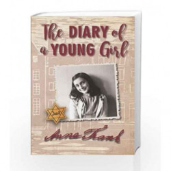 The Diary of a Young Girl by Anne Frank Book-9788193387603
