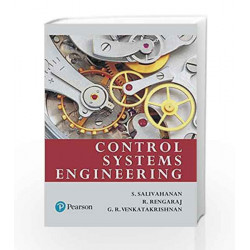 Control Systems Engineering (Anna University) by S. Salivahanan Book-9789332581500