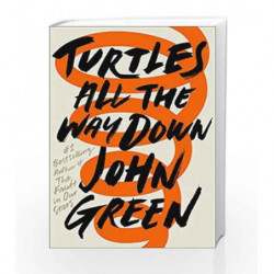 Turtles All the Way Down by John Green Book-9780241335437