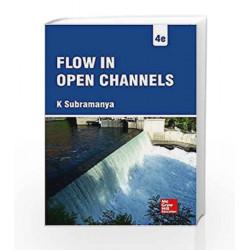 Flow in Open Channels, 4E by  Book-9789332901339