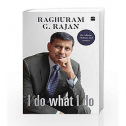 I Do What I Do by Raghuram G. Rajan Book-9789352770144