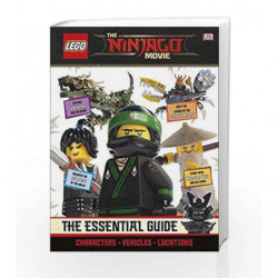 The Lego Ninjago Movie - The Essential Guide by DK Book-9780241232545