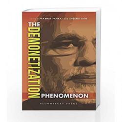 The Demonetization Phenomenon by Prabhat Pankaj & Sheenu Jain Book-9789386643094
