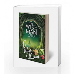 The Wise Man Said by Priya Kumar Book-9788193391204