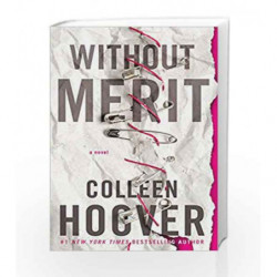Without Merit: A Novel by Colleen Hoover Book-9781501170621