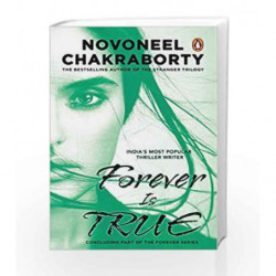 Forever is True by Novoneel Chakraborty Book-9780143427506