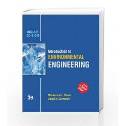 Introduction to Environmental Engineering by Mackenzie Davis Book-9789339204037