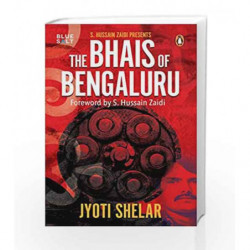 Bhais of Bengaluru by Jyoti Shelar Book-9780143427780