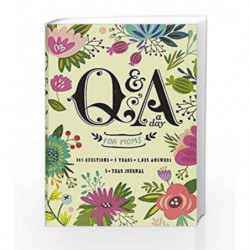 Q&A a Day for Moms: A 5-Year Journal by Potter Gift Book-9780553448214