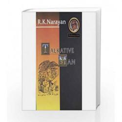 Talkative Man by R. K. Narayan Book-9788185986128
