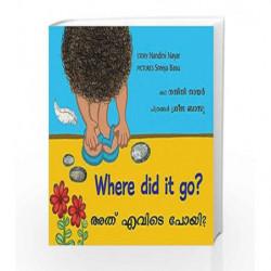 Where Did it Go?/Adhu Evide Poyee? (Bilingual: English/Malayalam) by NA Book-9789350463864