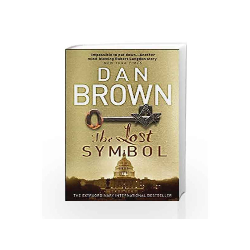 The Lost Symbol Robert Langdon By Dan Brown Buy Online The Lost