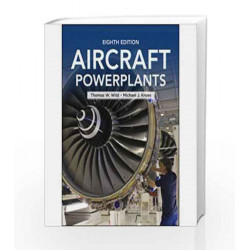Aircraft Powerplants by Michael Kroes Book-9789339204952