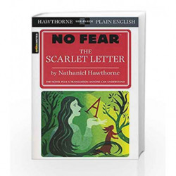The Scarlet Letter (No Fear) by Nathaniel Hawthorne Book-9781411426979