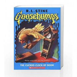 The Cuckoo Clock of Doom (Goosebumps - 28) by R.L. Stine Book-9780439568265