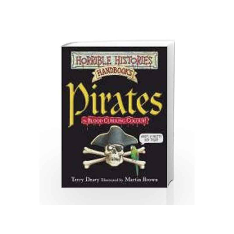 Pirates (Horrible Histories) by Terry Deary Book-9780439955782