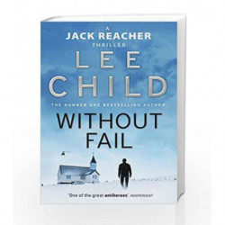 Without Fail: (Jack Reacher 6) by Lee Child Book-9780857500090