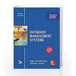 Database Management Systems by  Book-9789339213114