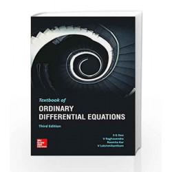 Textbook of Ordinary Differential Equations by S.G. Deo^V. Raghavendra^Rasmita Kar Book-9789339219307
