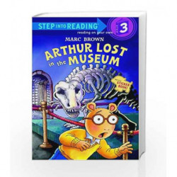 Arthur Lost in the Museum (Step into Reading) by Marc Brown Book-9780375829734