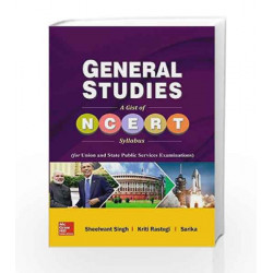General Studies Based on NCERT Syllabus by Sheelwant Singh Book-9789339219444