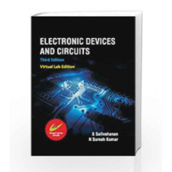 Electronic Devices and Circuits by Salivahanan Book-9789339219505