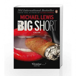The Big Short: Inside the Doomsday Machine by Michael Lewis Book-9780141043531