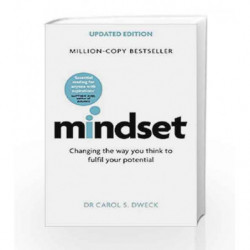 Mindset: Changing The Way You think To Fulfil Your Potential by DWECK DR CAROL S. Book-9781780332000
