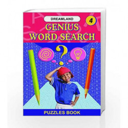 Genius Word Search - Part 4 by NA Book-9788184510973