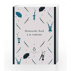 Howards End (Penguin English Library) by E.M. Forster Book-9780141199405