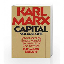 1: Capital: A Critique of Political Policy by Karl Marx Book-9780394726571