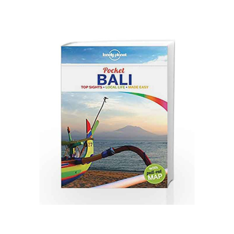 Lonely Planet Pocket Bali Travel Guide By Na Buy Online Lonely