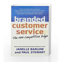 Branded Customer Service by Barlow Janelle Book-9781609947071