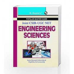 Joint CSIR-UGC: Engineering Sciences (Part-B & C) Guide (NET) by E.R. Nishit Mathur Book-9789350123263