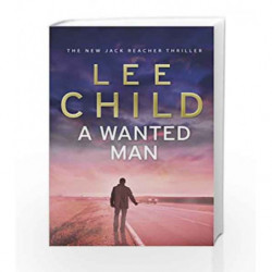 A Wanted Man by Lee Child Book-9780593065723