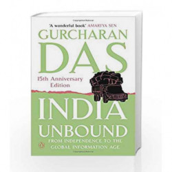 India Unbound: from Independence to the Global Information age by Gurcharan Das Book-9780143419259
